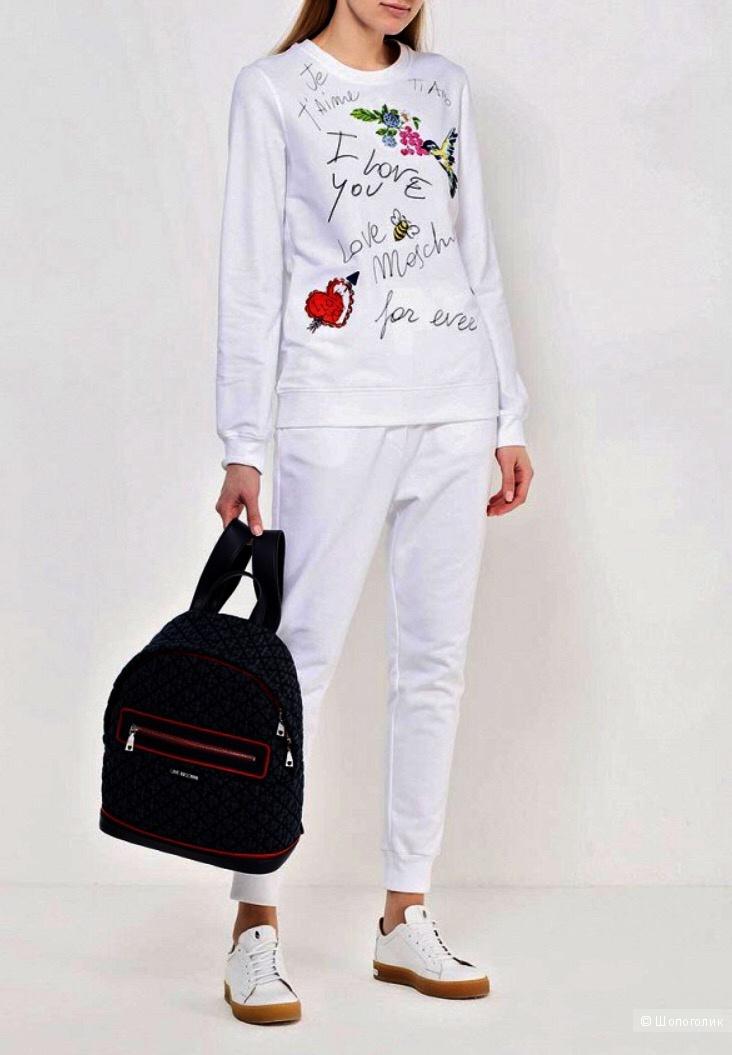 Спортивные штаны LOVE MOSCHINO, размер М