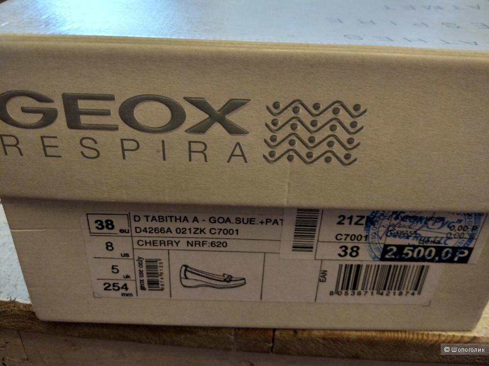 Туфли Geox 38 размер