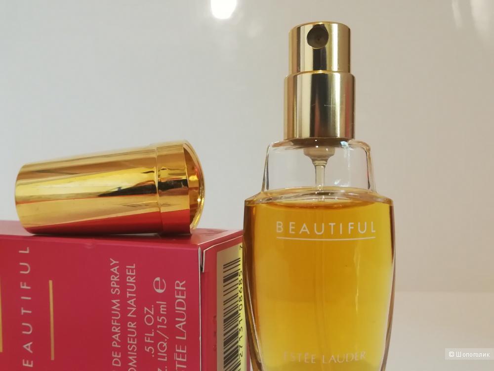 Полнообъемный флакон - Beautiful Estée Lauder 15 мл.