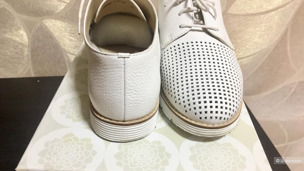 Ботинки летние женские TERVOLINA 38р-р