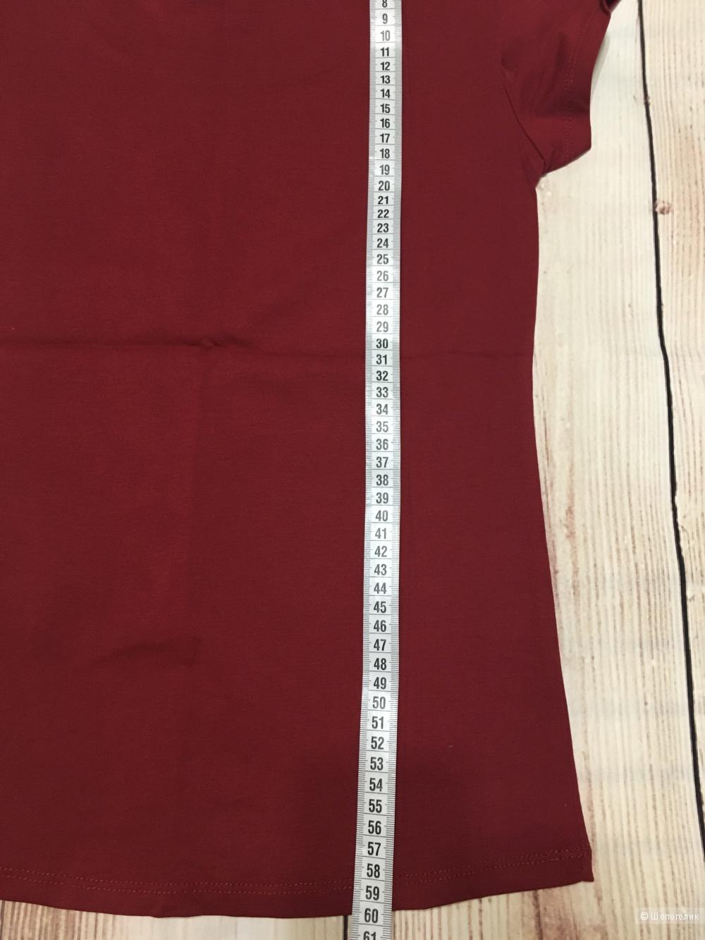 Женская футболка размер L, на рос. 42-44