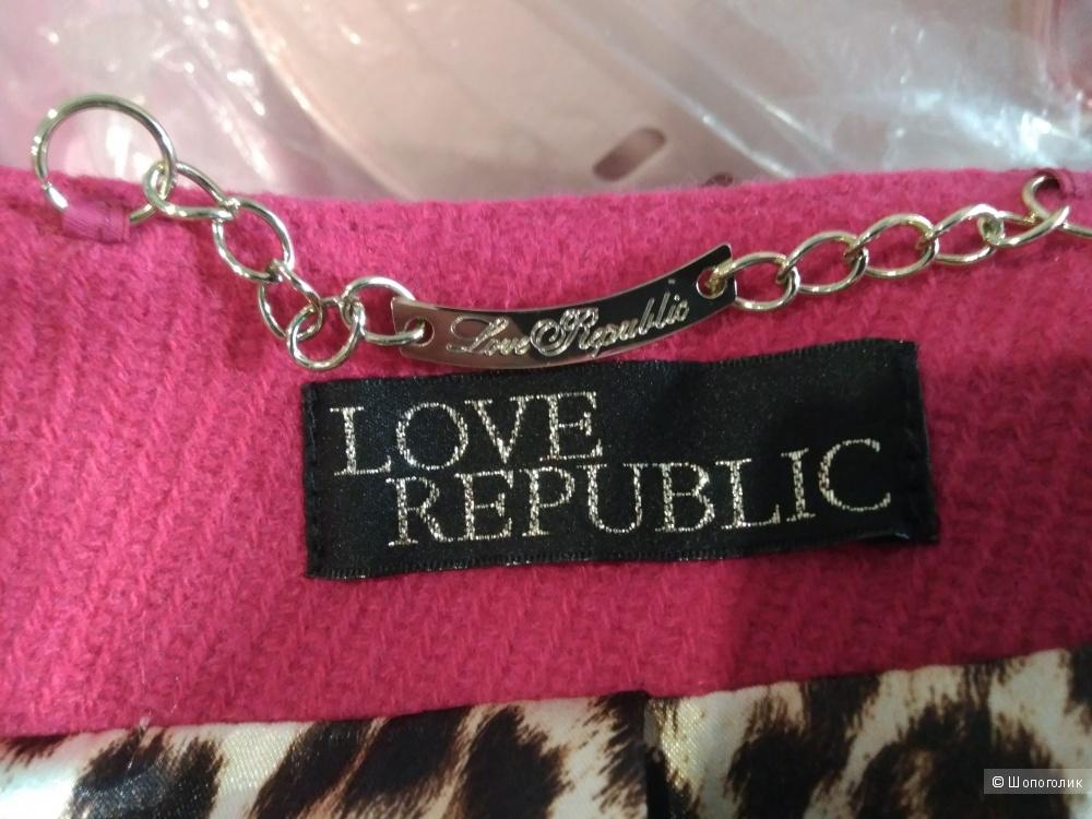Полупальто Love Republic размер 42-44