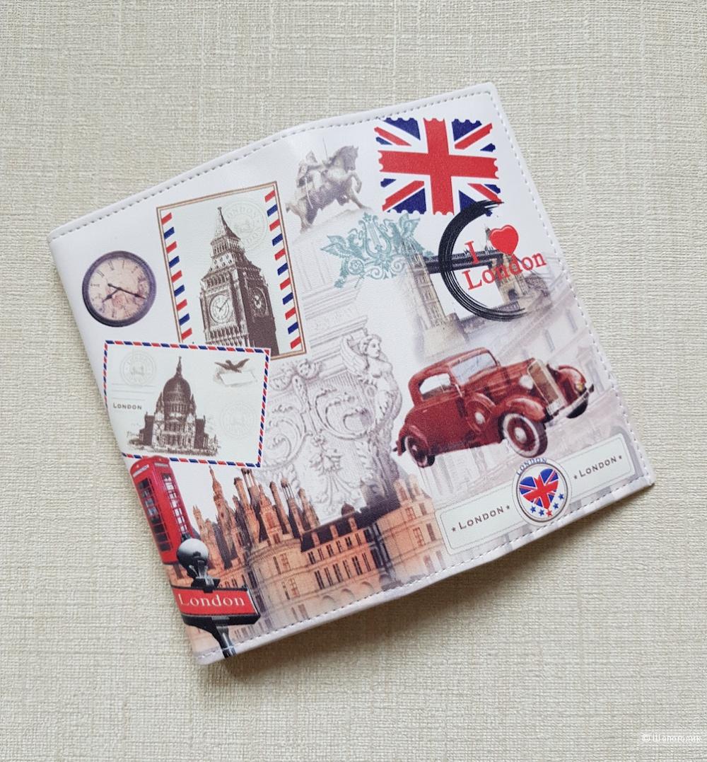 Портмоне (кошелек) I Love London
