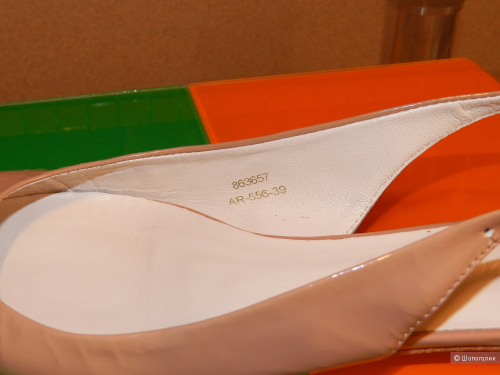 Туфли лодочки Boden 37-38
