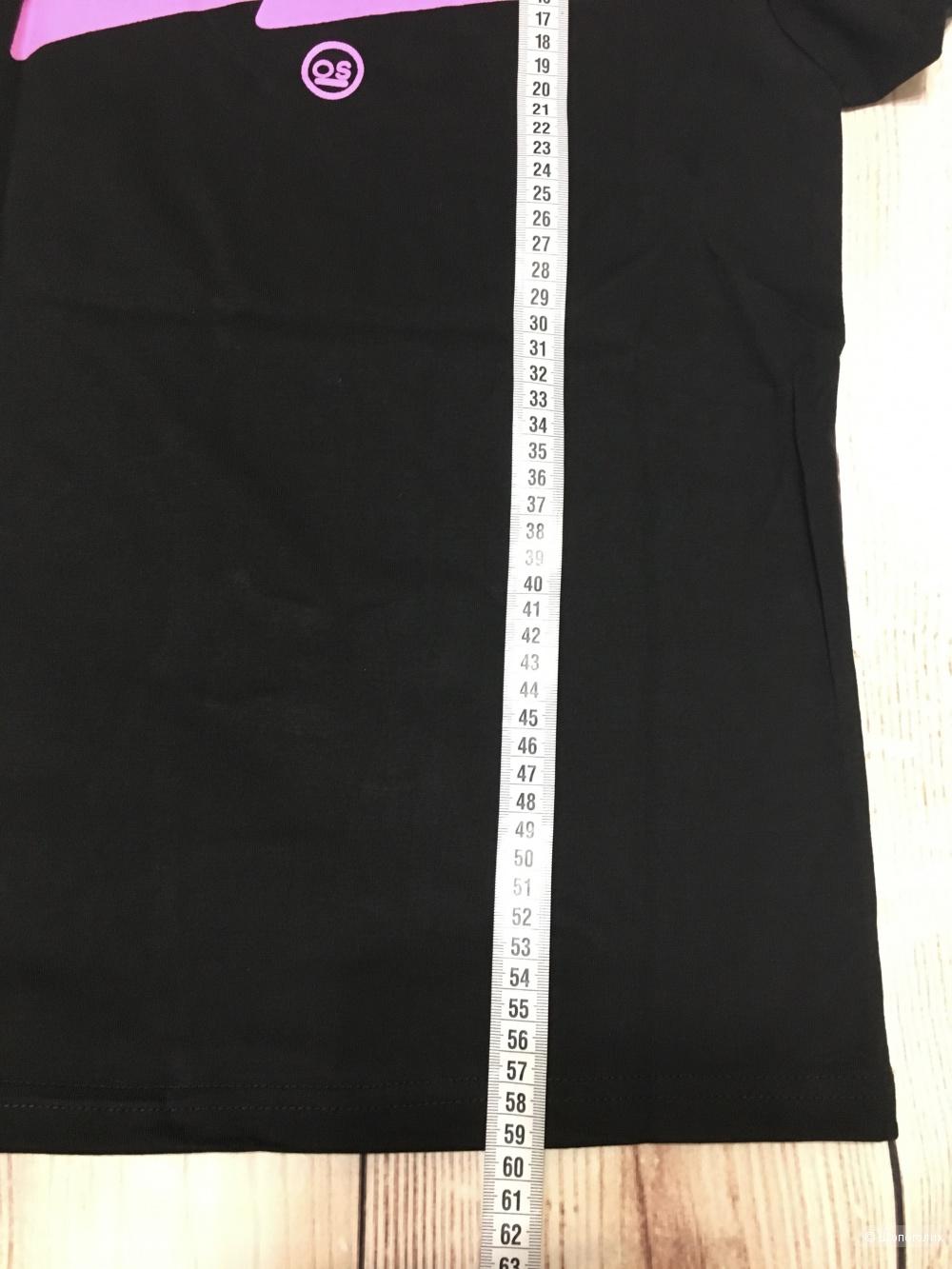 Женская футболка ноунейм, размер 42-44
