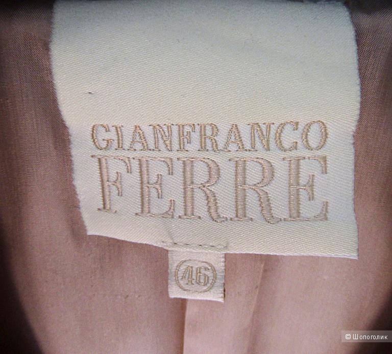 Блейзер Gianfranco Ferre размер 48