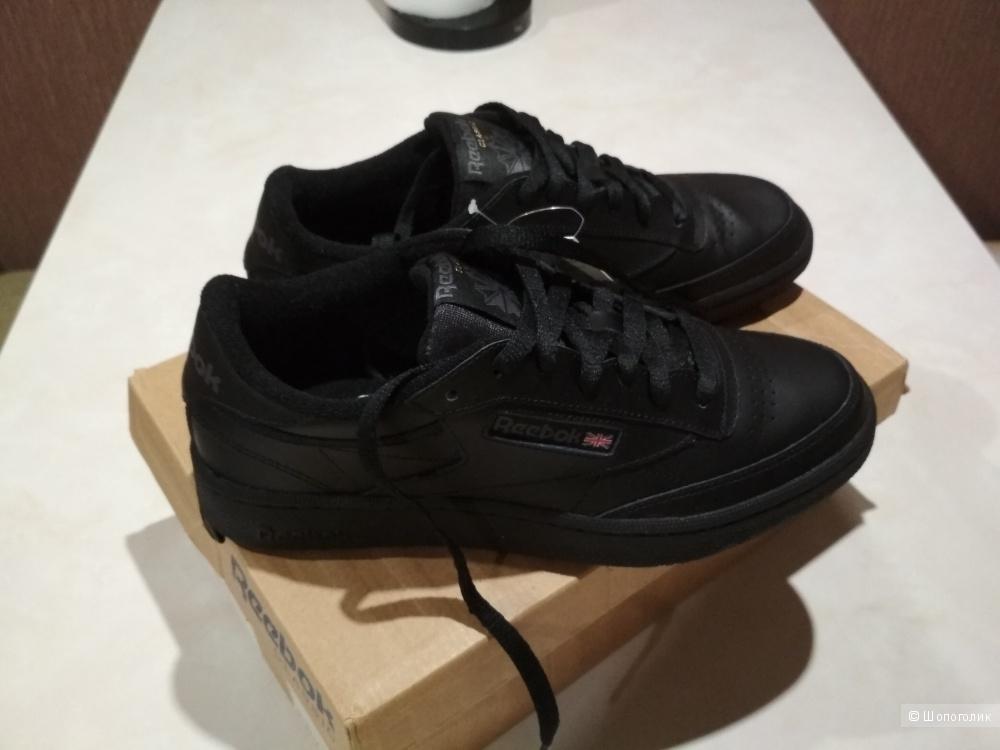 Кожаные кроссовки Reebok Classic euro 39