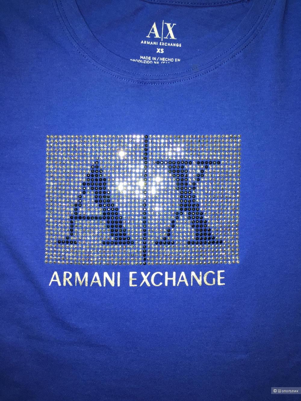 Футболка Armani Exchange XS