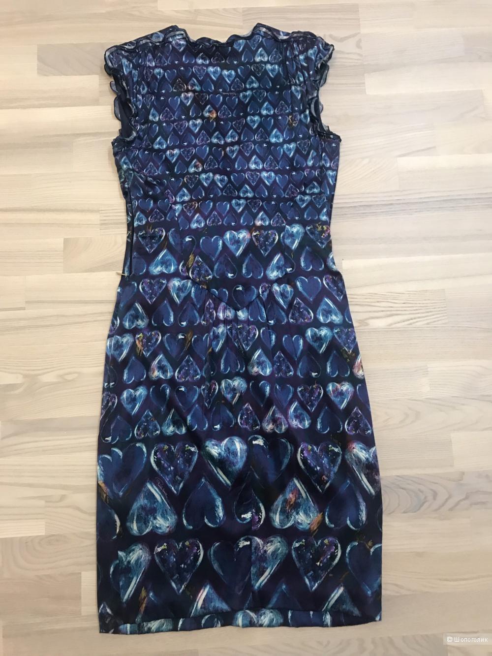 Платье Roberto Cavalli, размер 44-46.