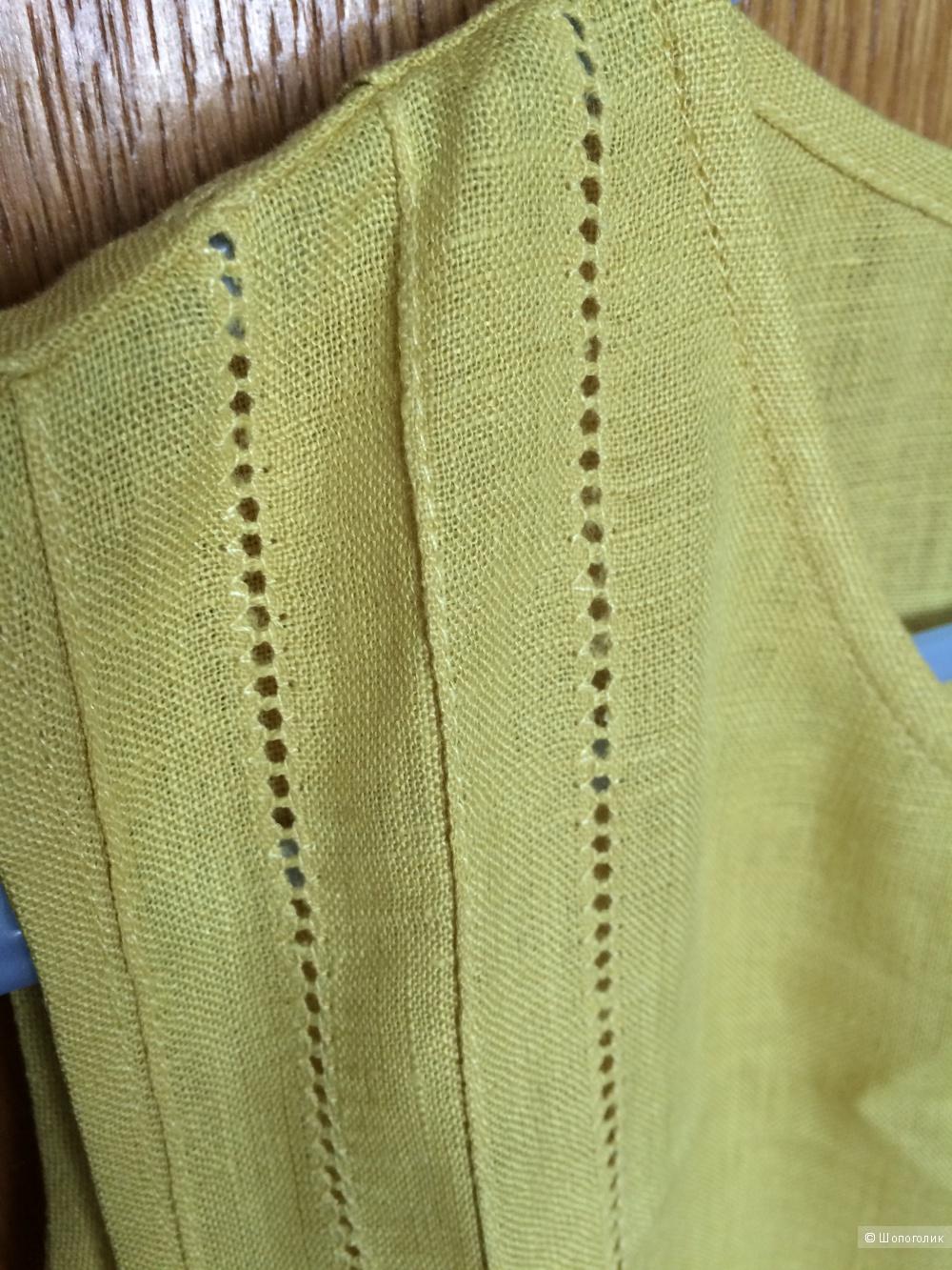 Платье ф. Русский лен размер XS