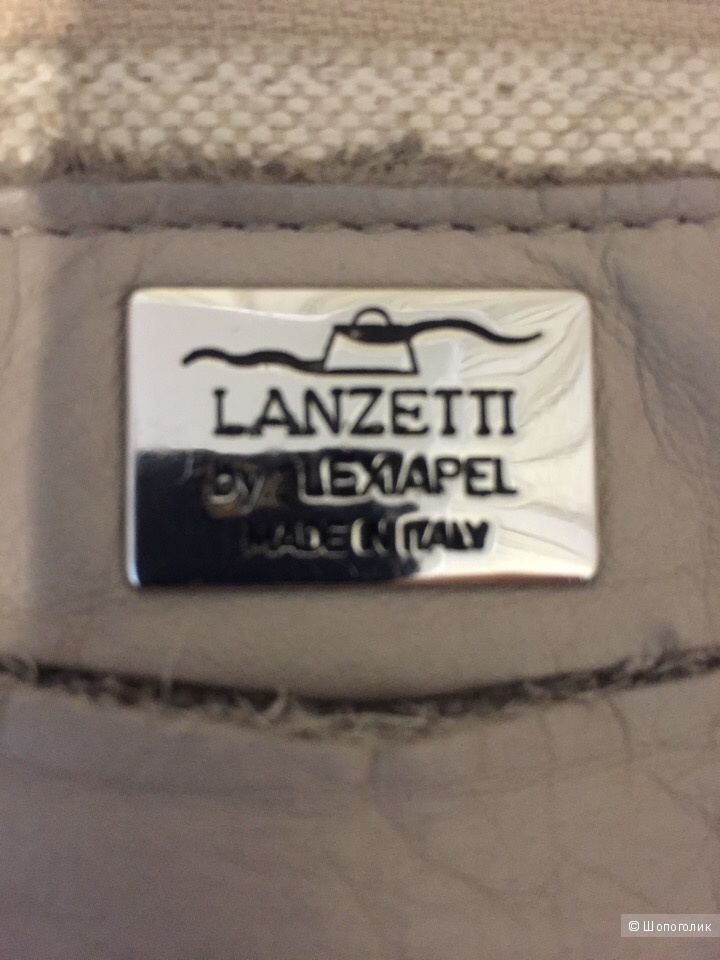 Сумка LANZETTI by LEXIAPEL