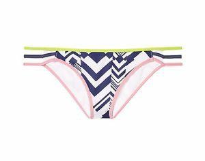 Плавки Victoria's Secret XS Ink Blot Geo (9YK)