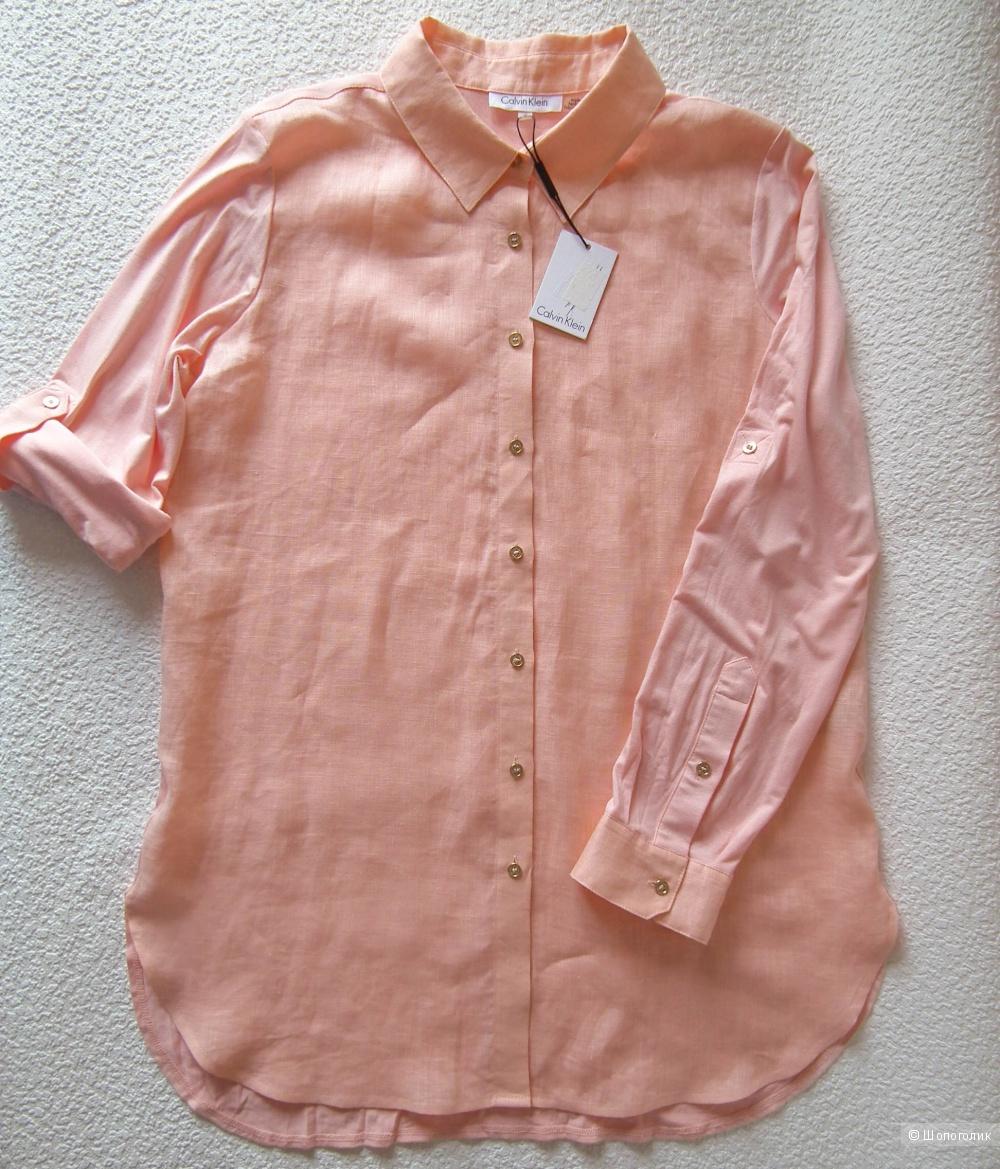 Летняя рубашка Calvin Klein M