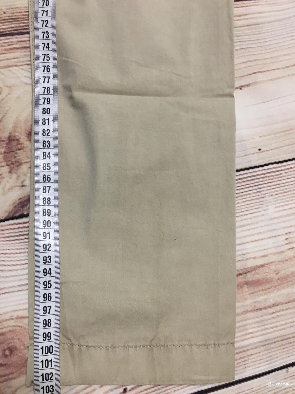 Женские брюки-чиносы s.Oliver, размер 12uk/8us/40eur. На рос. 46-48