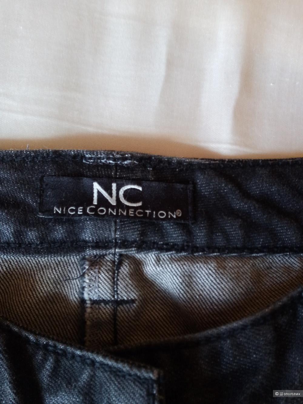 Джинсы NC Nice Connection р.48