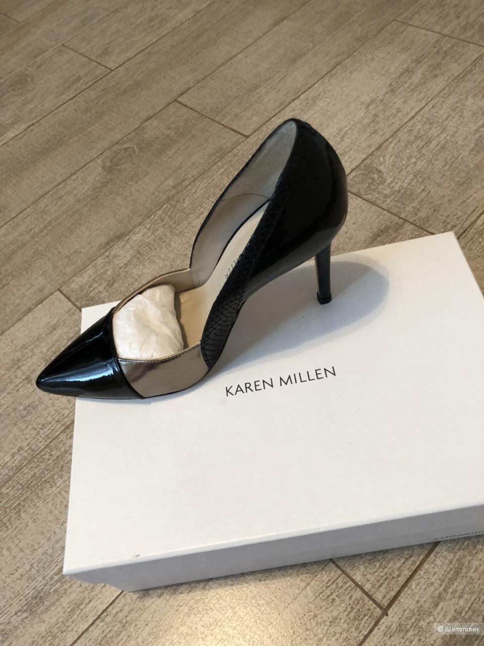 Туфли Karen Millen, р-р 38