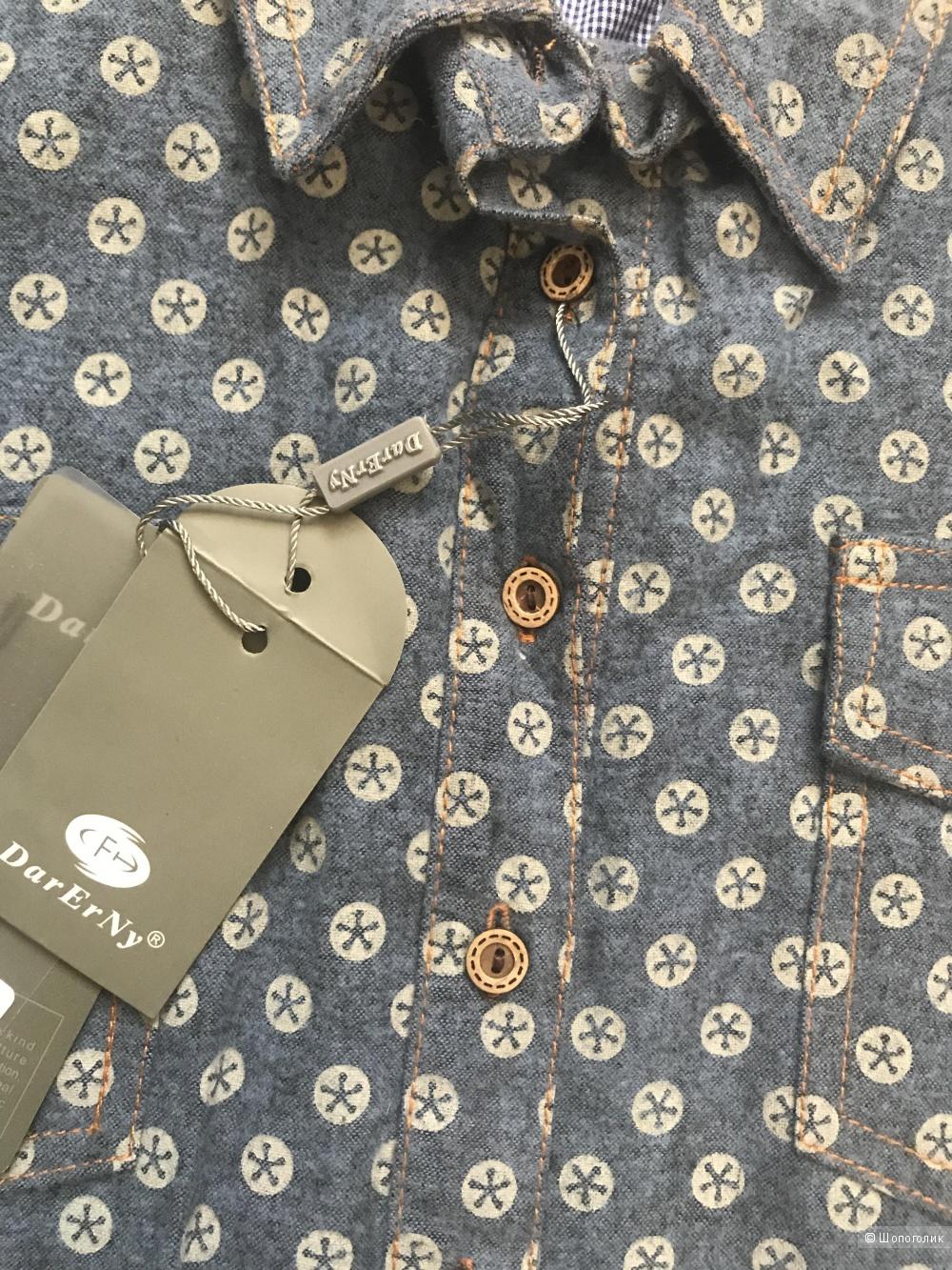 Рубашка DarErNy, 46 размер
