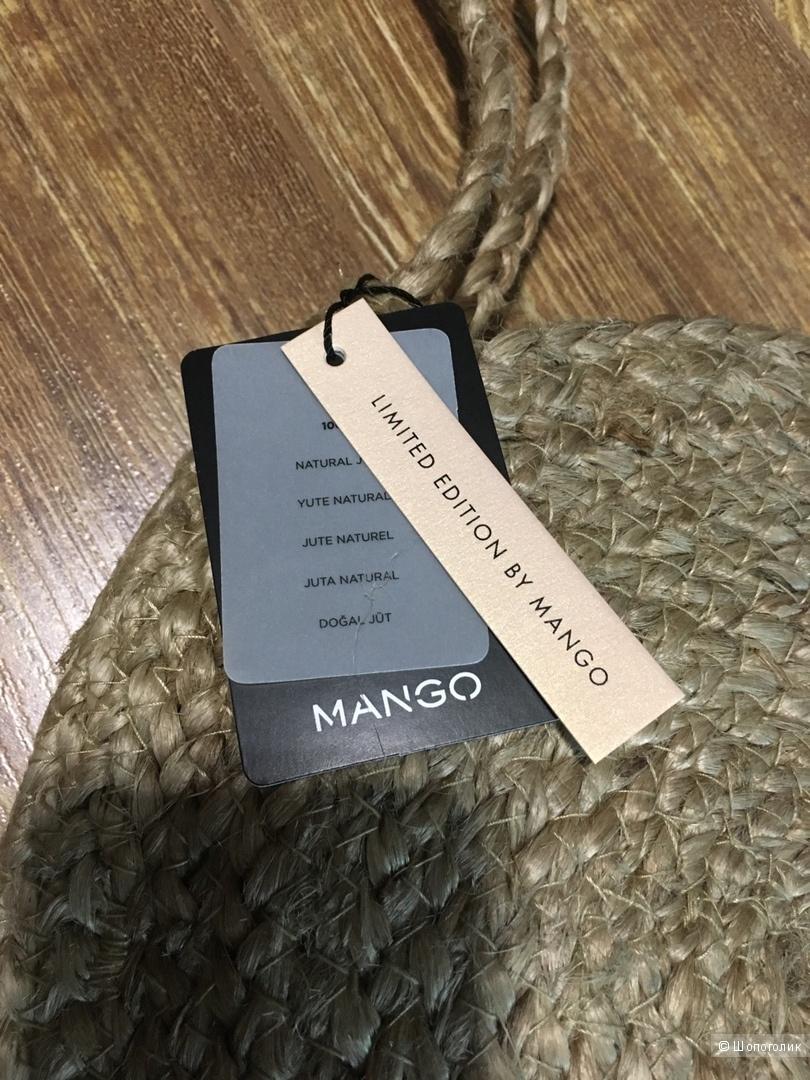 Сумка из джута Mango