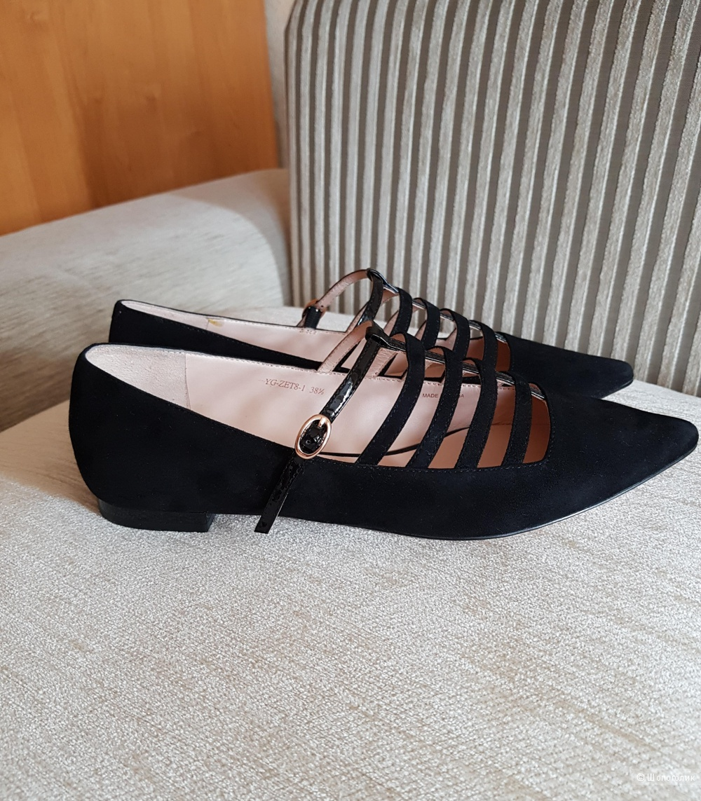 Туфли  Carlo Pazolini, 38,5 размер