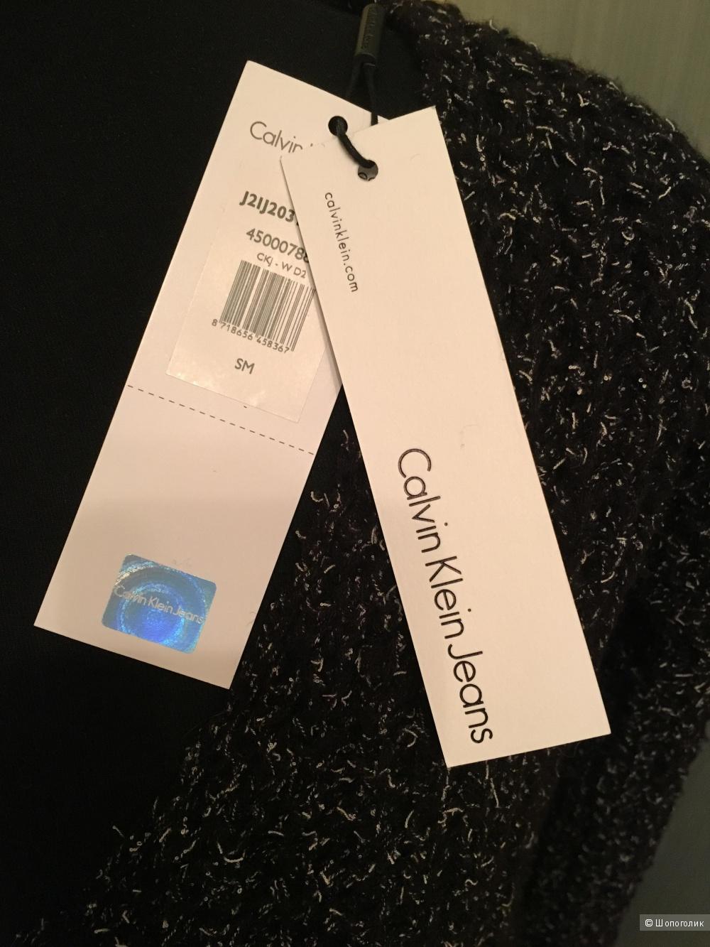 Джемпер Calvin Klein, размер 42-46