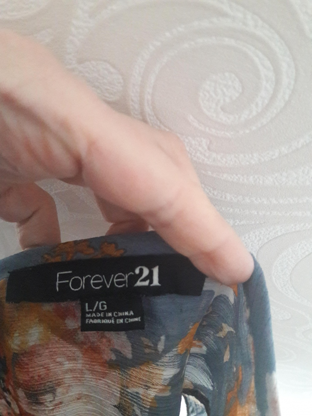 Forever21: платье, L