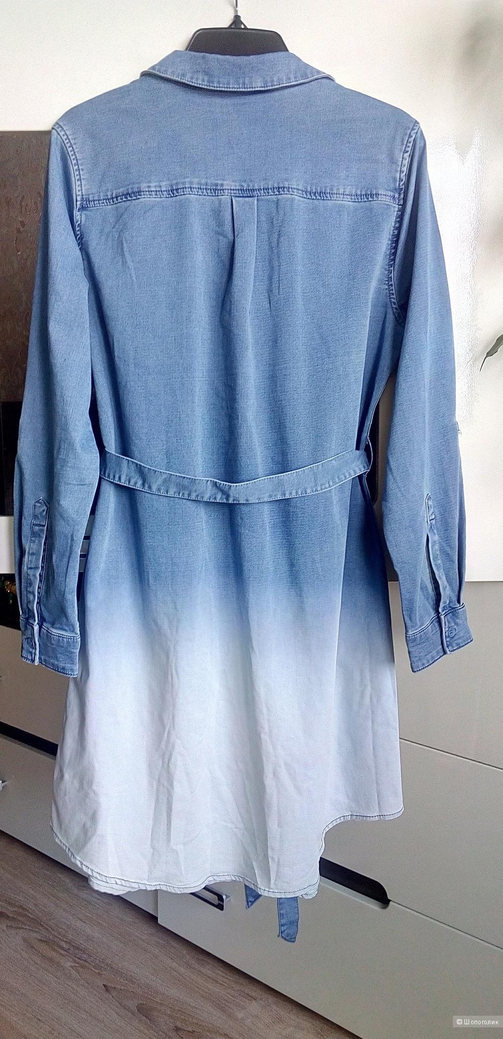 Платье-рубашка Isaak Mizrahi Live!, размер 10