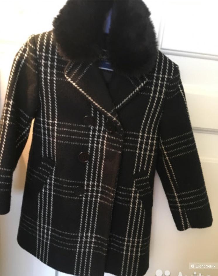 Пальто детское, 98-104.Gulliver
