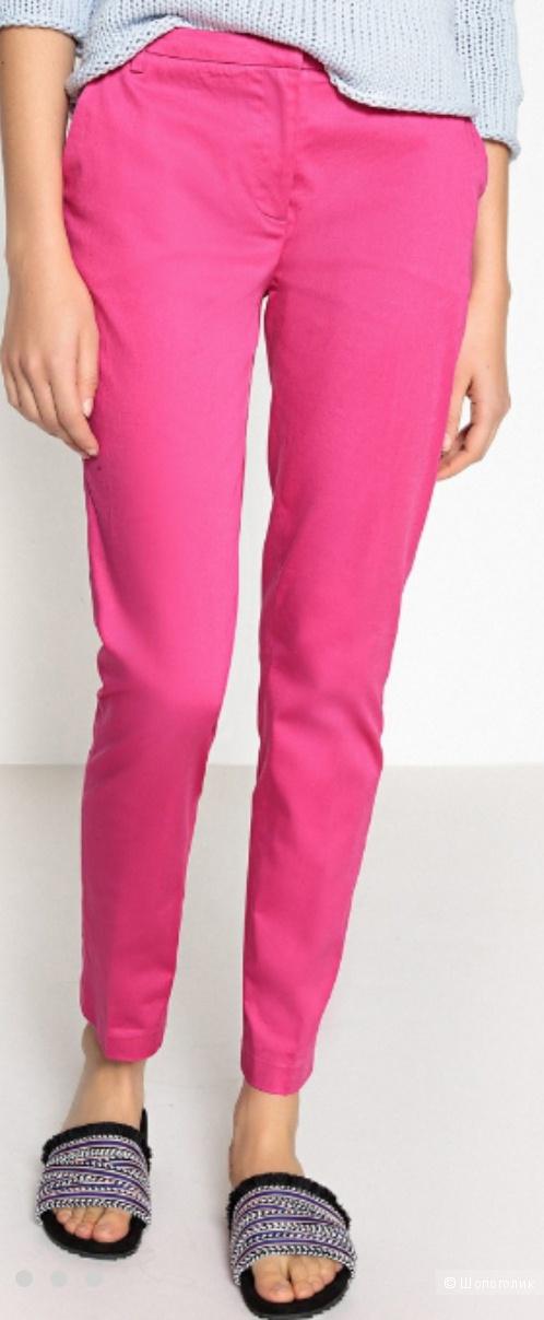 La Redoute: классика брюки-дудочки 7/8, 42 евро