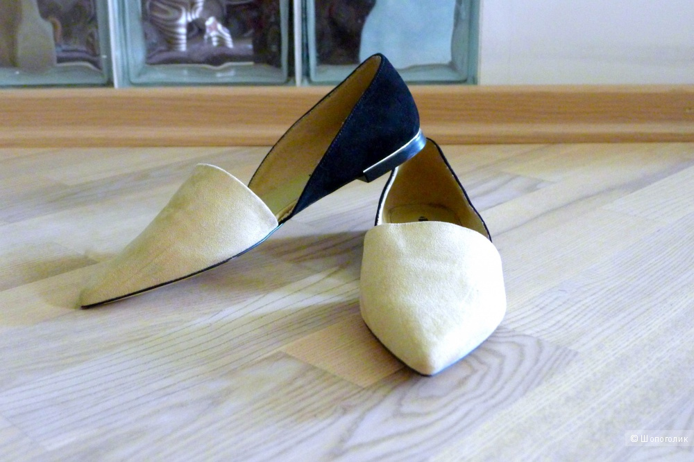 ZARA BASIC туфли размер 36-37