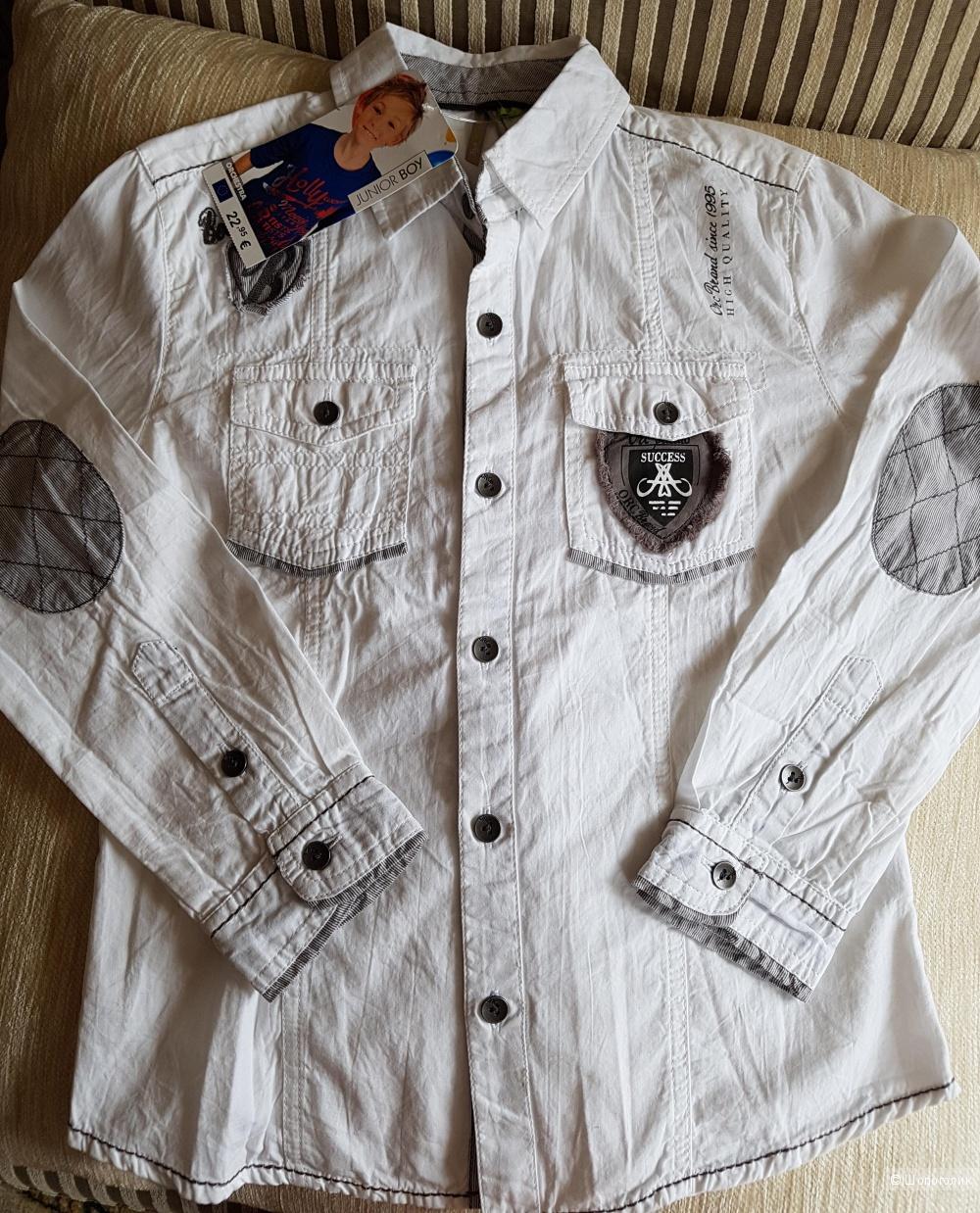 Рубашка Orchestra, размер 128