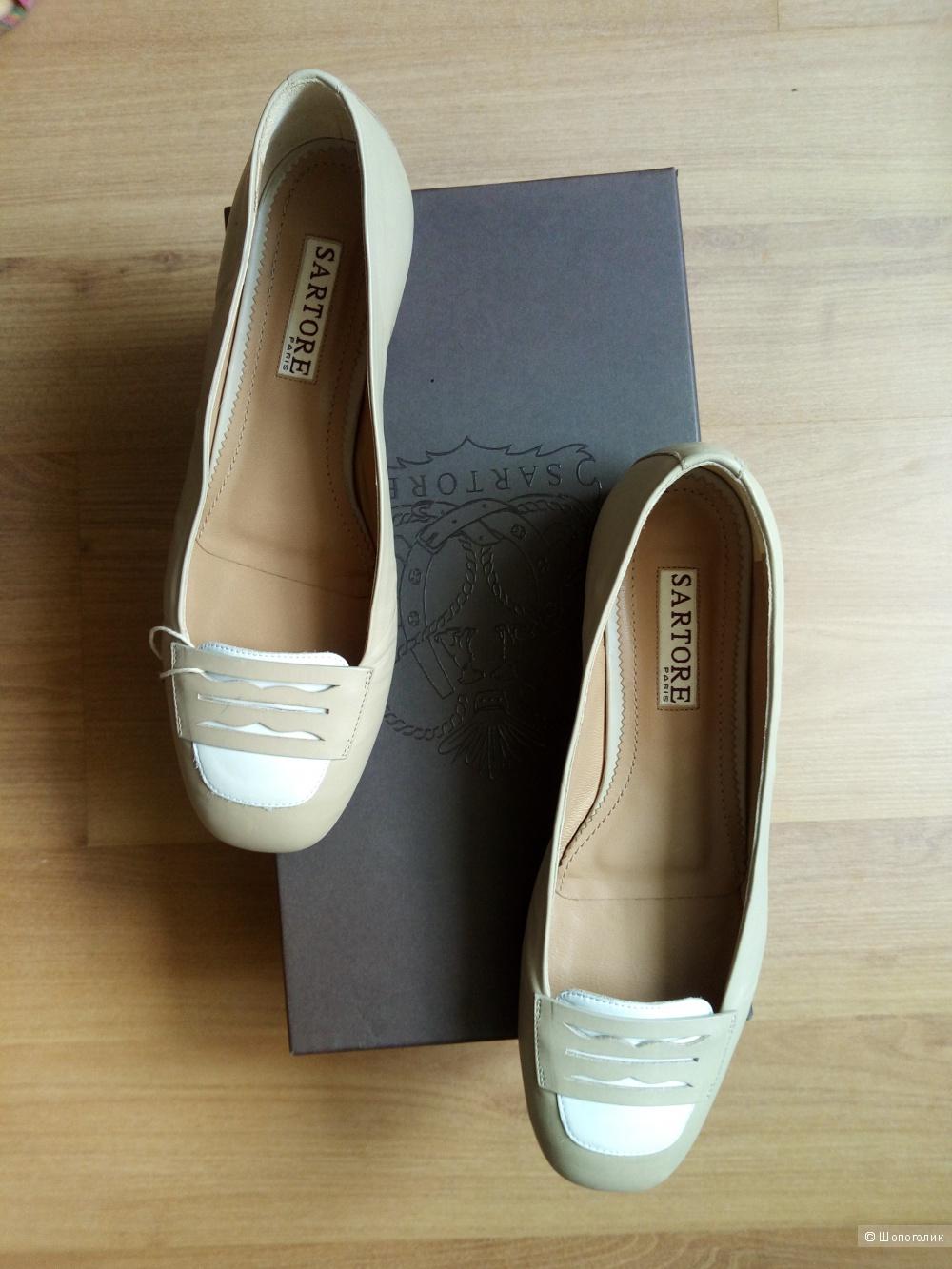 Туфли SARTORE, размер 37