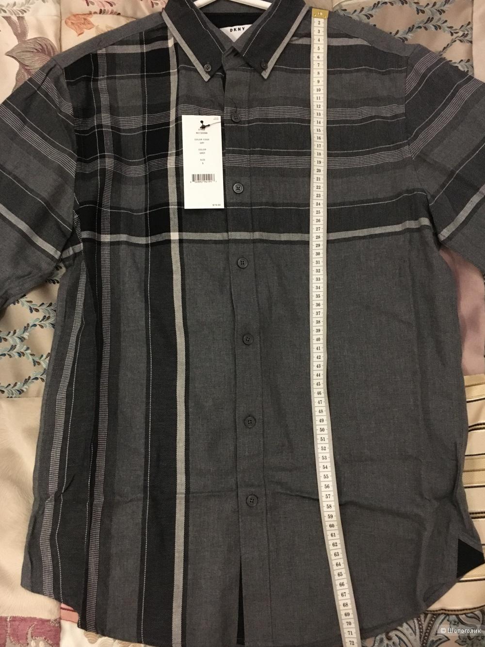Рубашка мужская DKNY, размер S