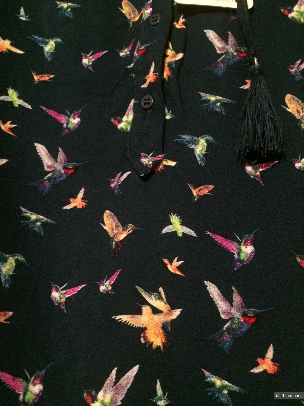Блуза-туника Zarina 50-52 размер.
