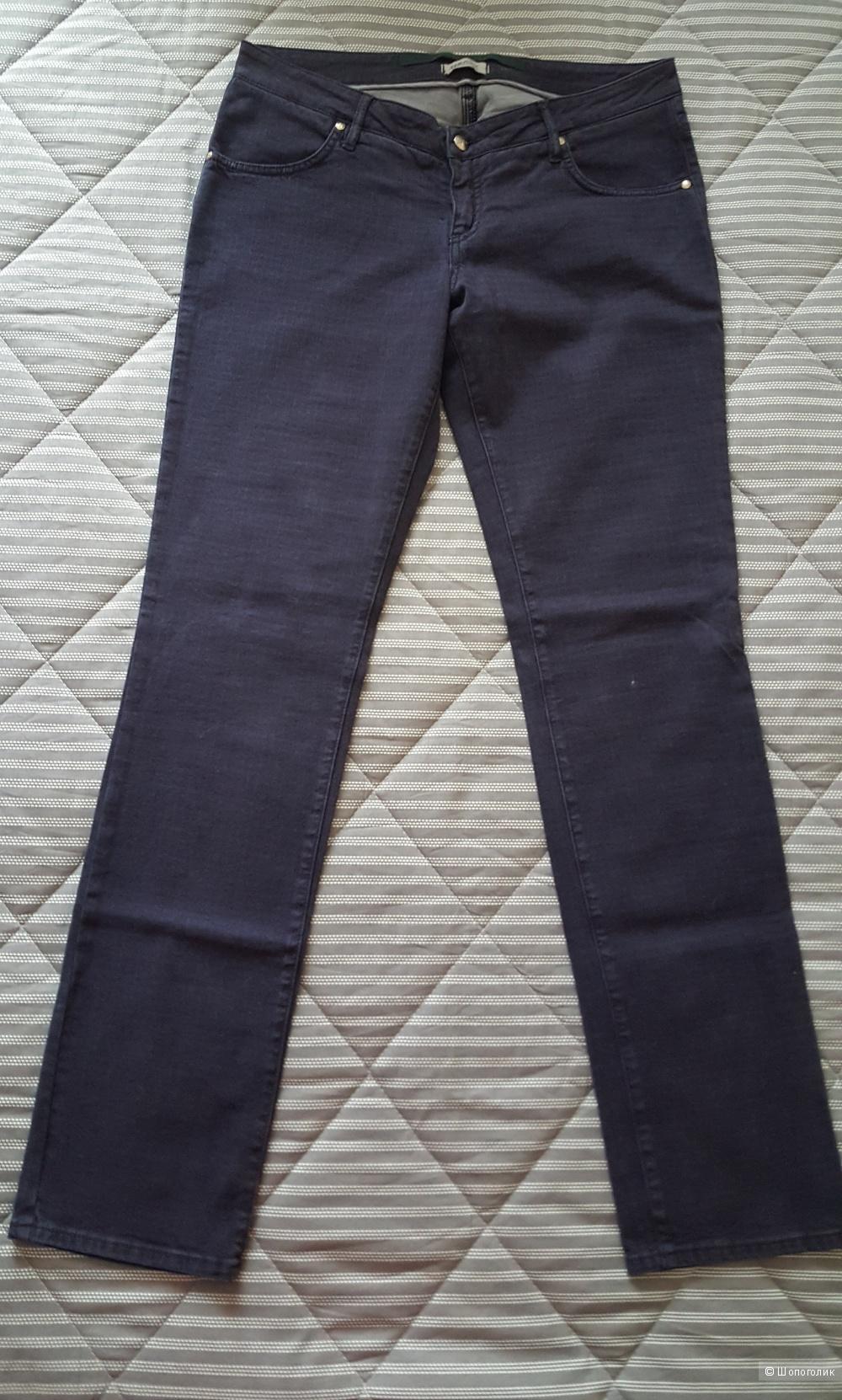 Брюки в джинсовом стиле Heavy Project р. 32