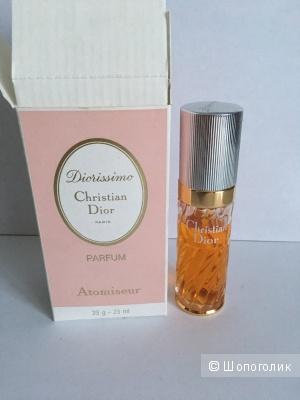Духи винтажные Christian Dior Diorissimo 23 мл