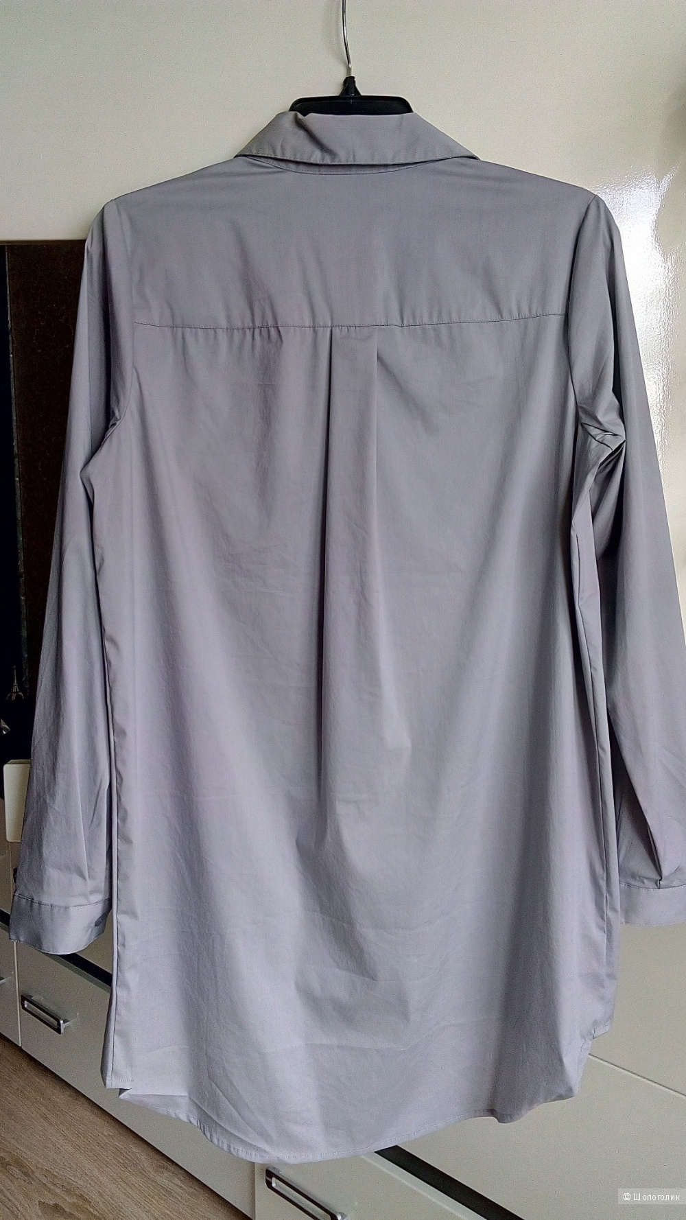 Рубашка Susan Graver, размер 2