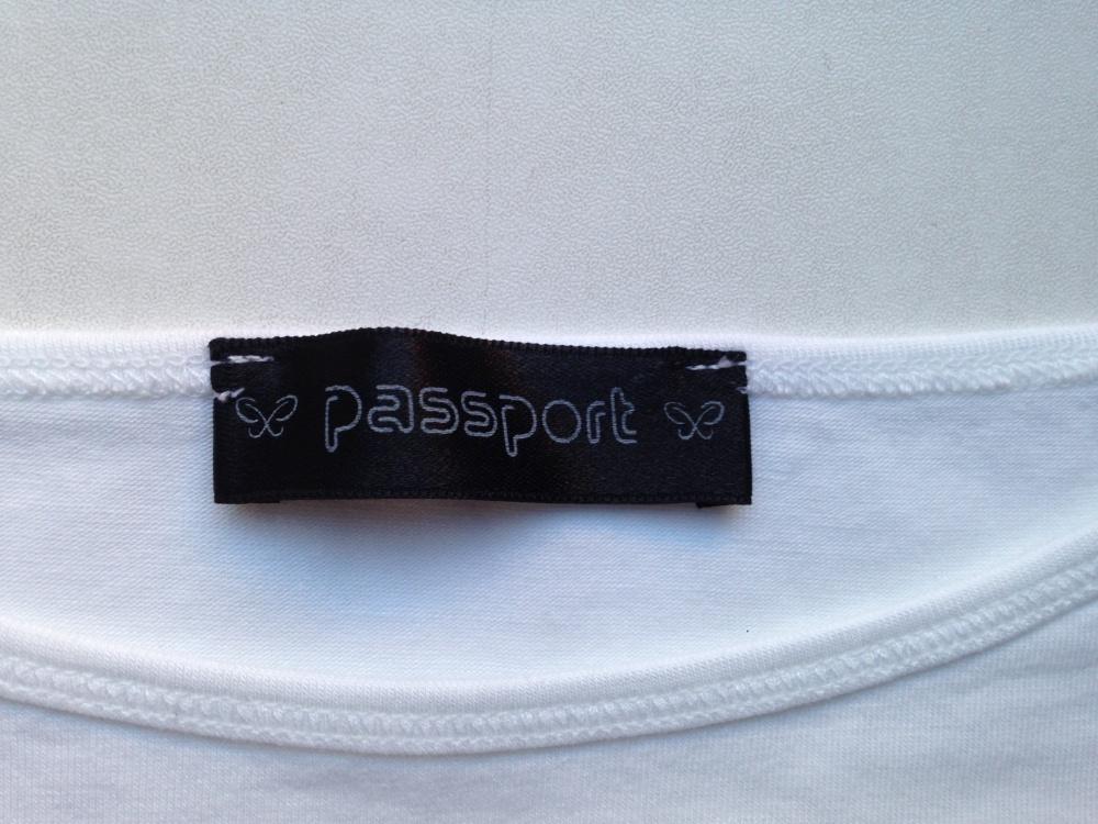 """Топ  """" Passport """" , 46-48 размер"""