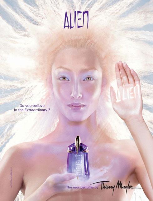 Парфюмерная вода Alien, Thierry Mugler, 30 мл