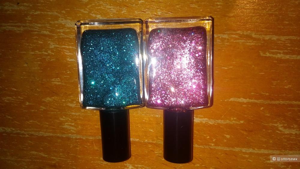 2 лака для ногтей Victoria's Secret