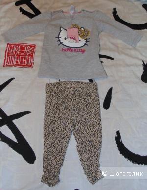 Костюм C&A  Hello Kitty 92р