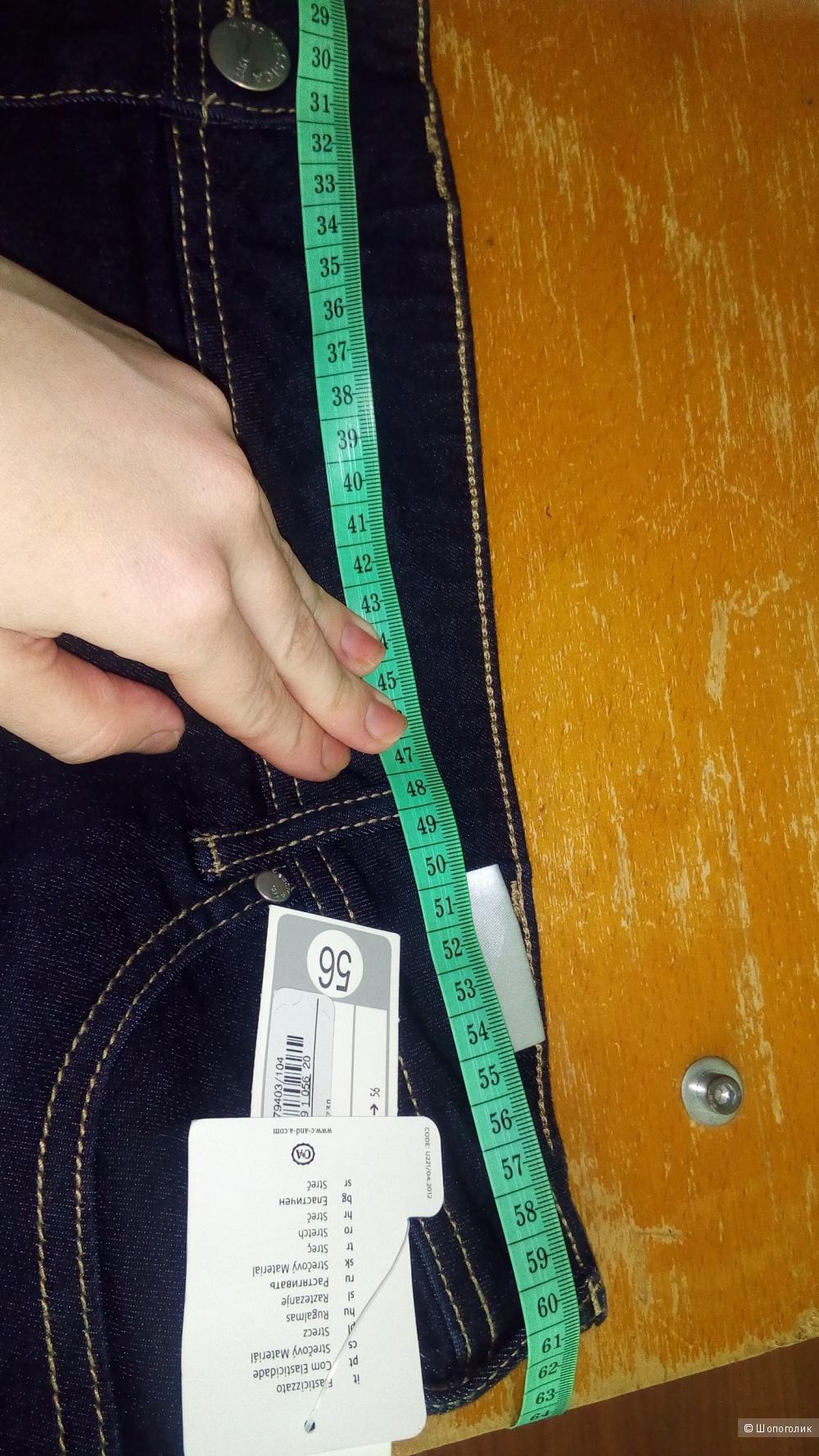 Джинсы C&A Jessica 56 евро 62 наш