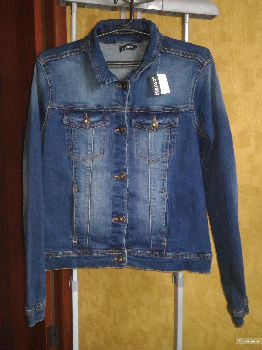 Джинсовая  курточка IN EXTENSO ,женская   46-48
