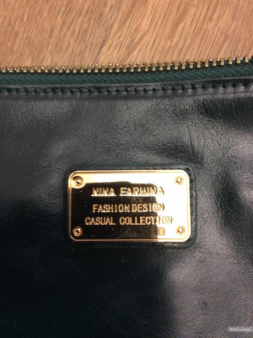Клатч Nina Farmina 24*15 см