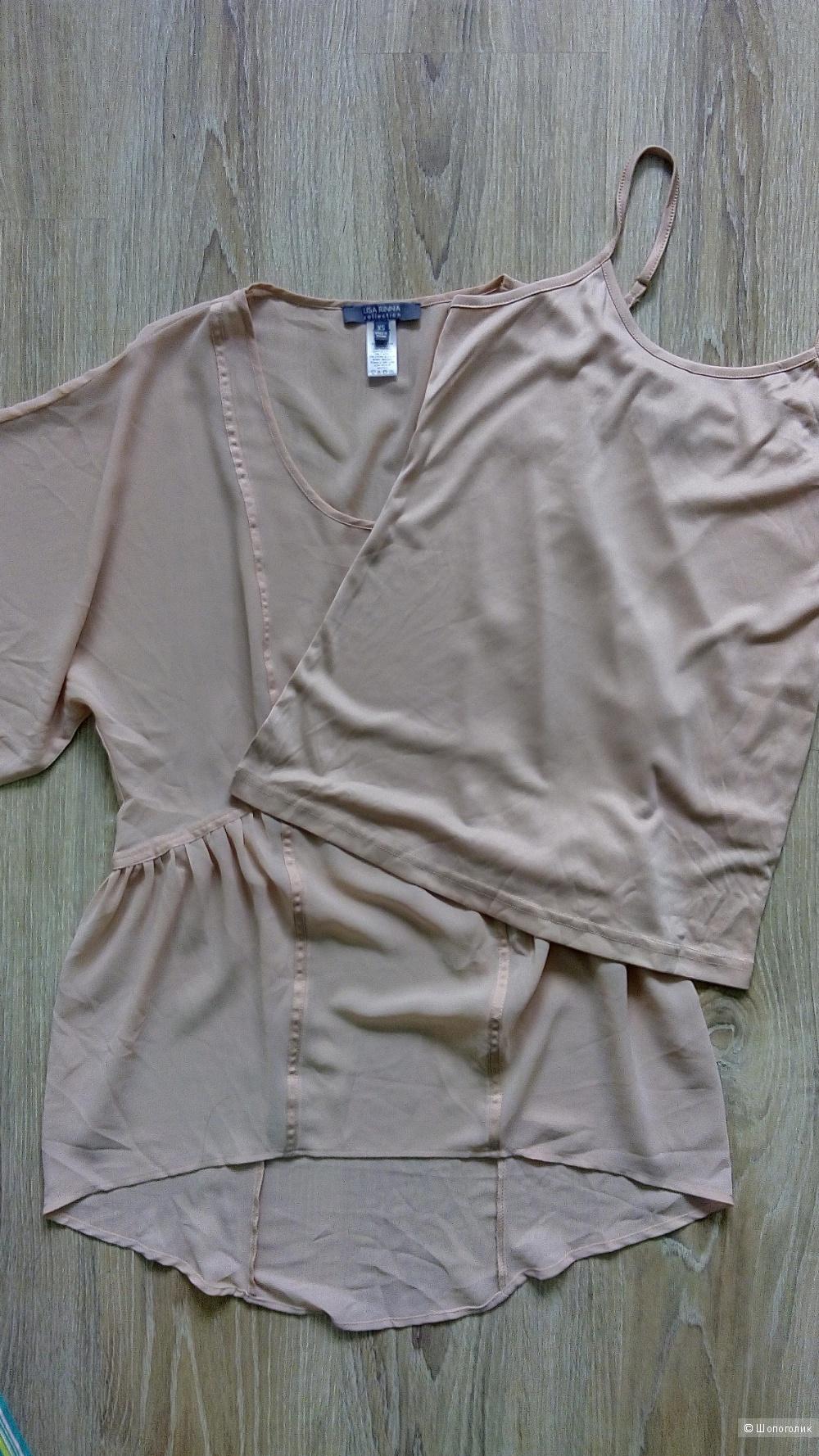 Блузка Lisa Rinna, размер 44-46