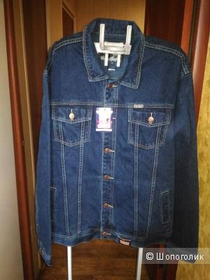 Джинсовая куртка мужская REC STAR 54-56