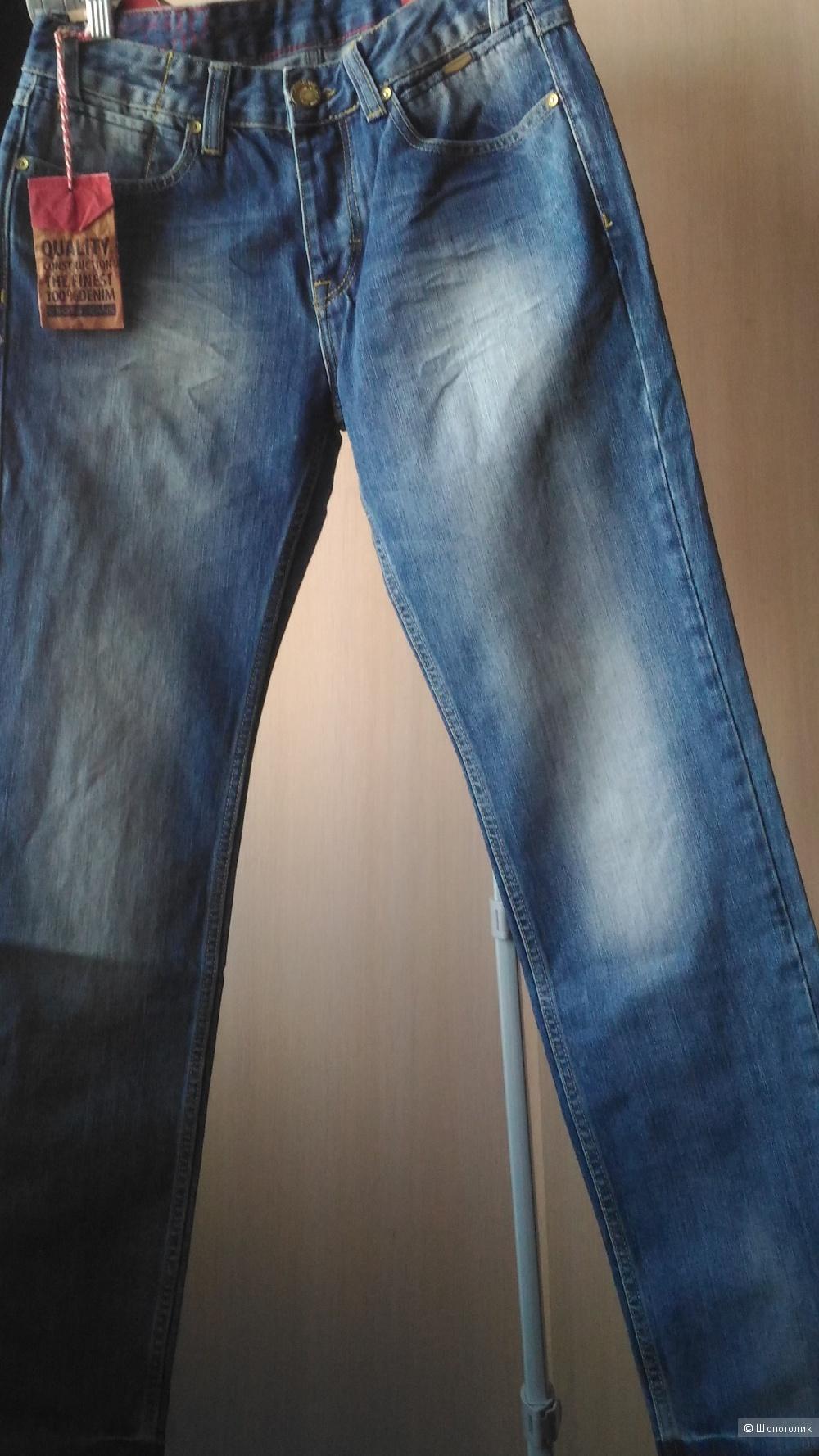 Джинсы Cross Jeanswear Co 44-46 рос