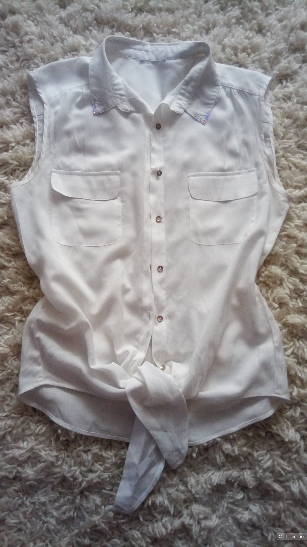 Рубашка No Name, размер 44-46