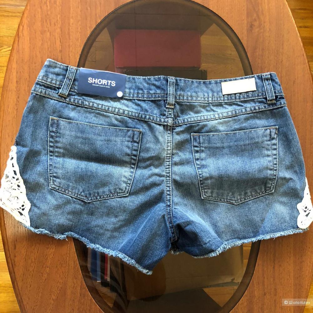 Шорты джинсовые Concept Club размер XL