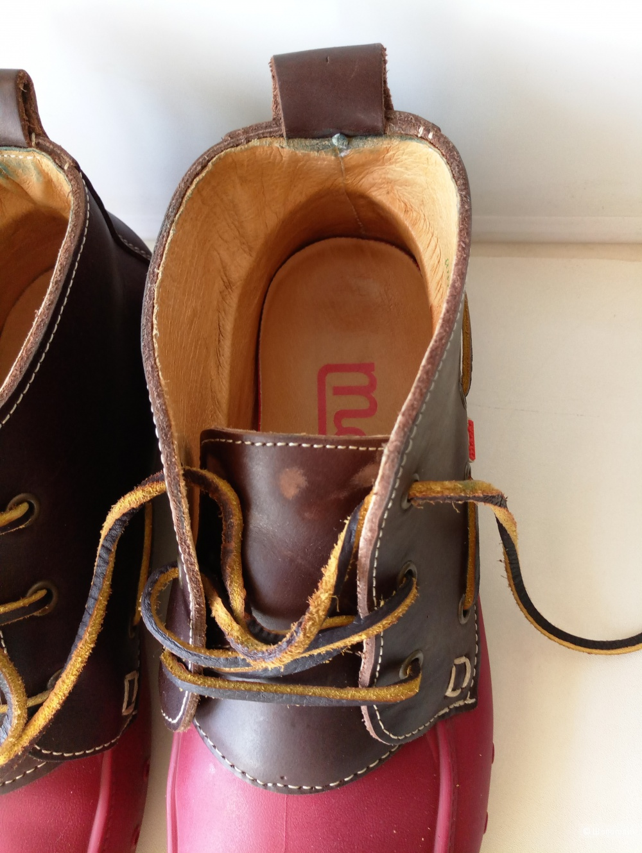 Ботинки Mocks размер 38
