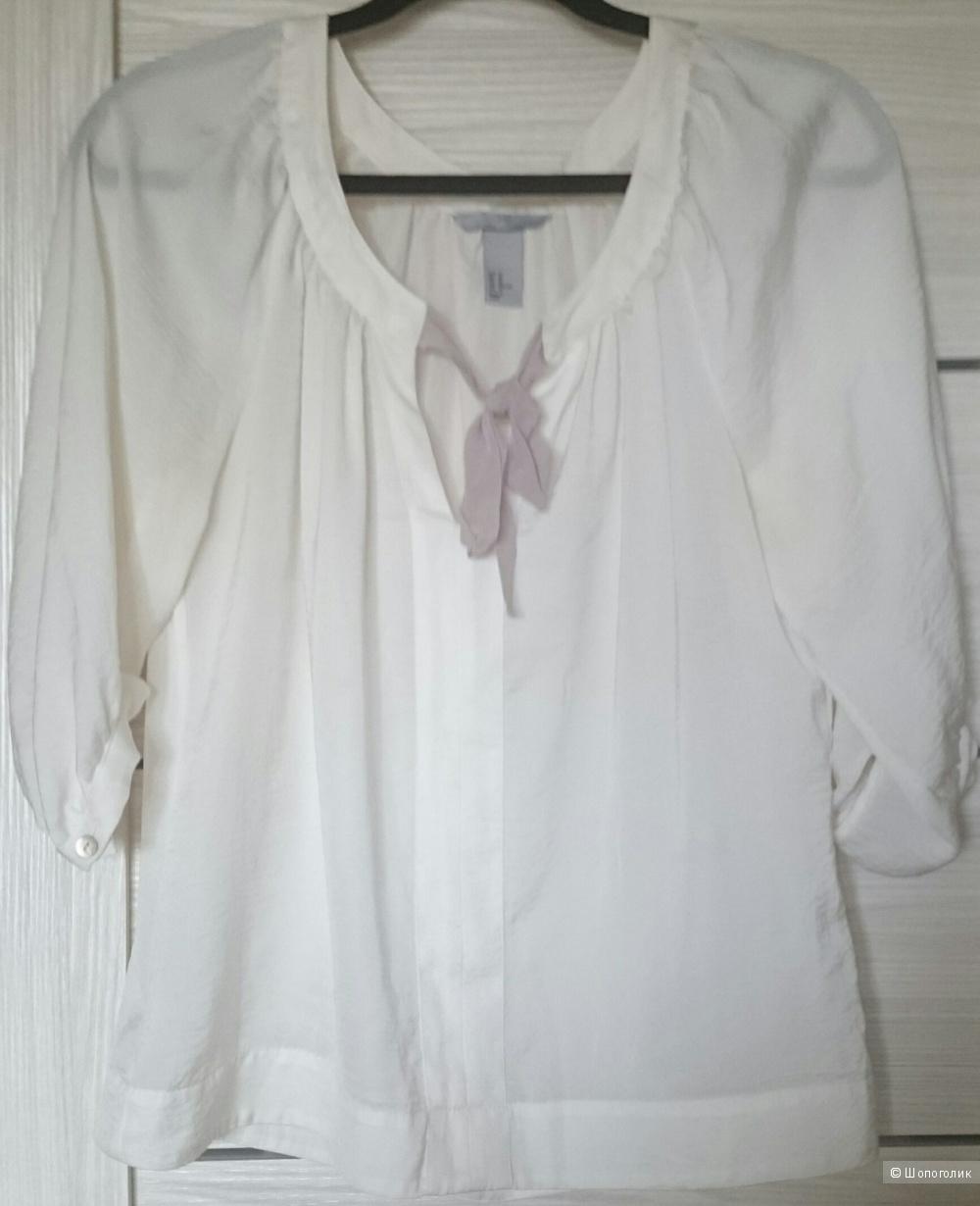 Блузка  H&M  размер 46 рос